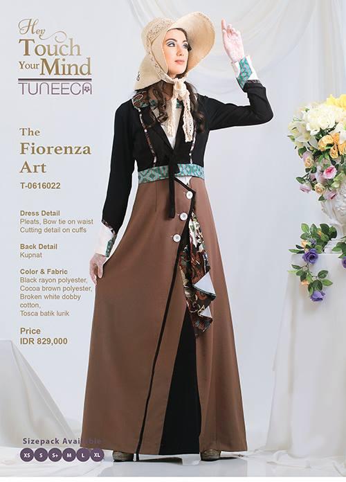 Koleksi Dan Katalog Butik Aisha  Katalog Tuneeca Hey Touch Your Mind 36131bb0ec
