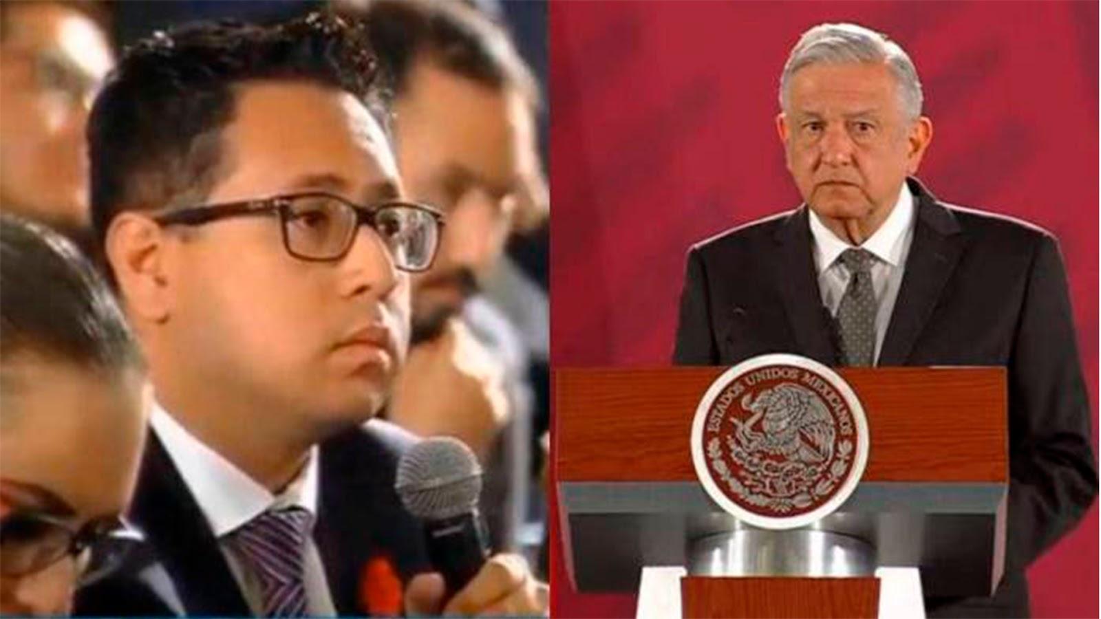 Periodista de Tv Azteca decide no guardar un minuto de silencio por víctimas de Covid-19