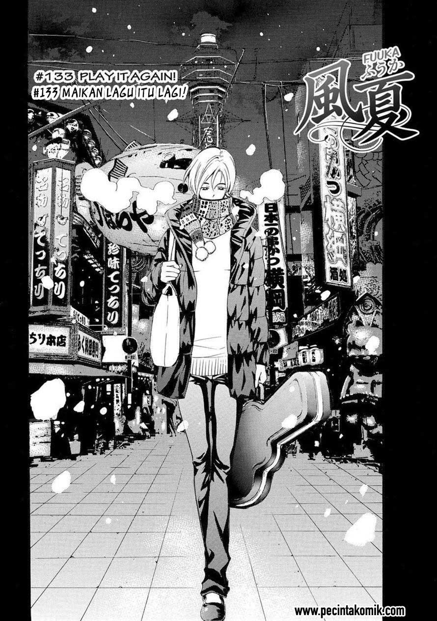 Fuuka Chapter 133-3