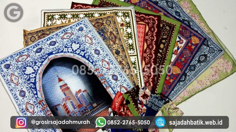 Sajadah Batik Grosir HARGA PABRIK!!!   +62 852-2765-5050