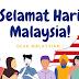 Selamat Hari Malaysia !