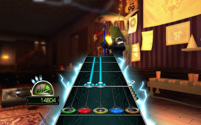 Guitar Hero World Tour PC Full Version Download Gameplay
