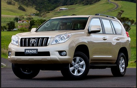 Toyota Prado GXL Car Review