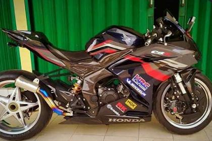 Modifikasi  Honda CBR 250 Single Arm