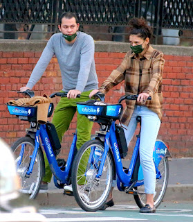 katie holmes riding electric citi bike in the lower manhattan ny 10 20 2020 4