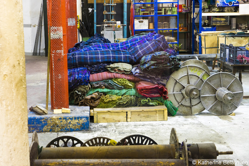Tartan Weaving Mill & Exhibition Things to Do in Edinburgh in 3 Days Itinerary