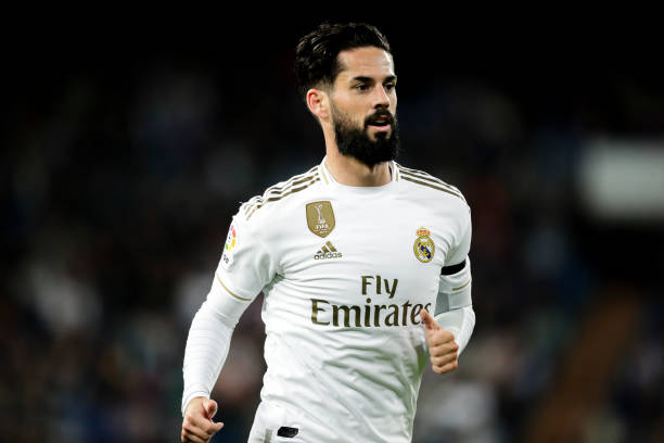 Zidane completely ignores Isco in his upcoming plans with Real Madrid