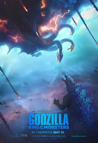 Godzilla: King of the Monsters (BRRip 1080p Dual Latino / Ingles) (2019)