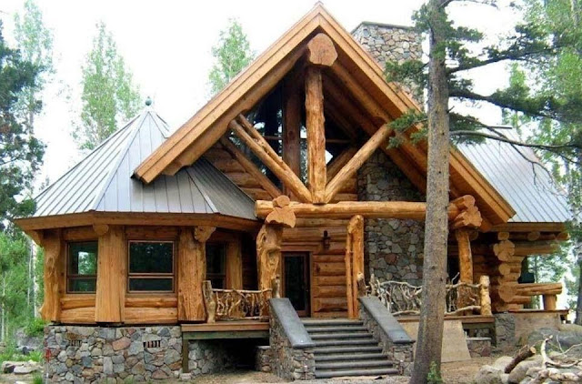 Your Log Home