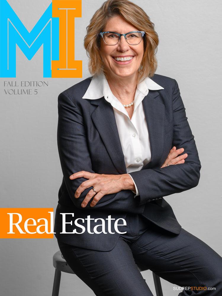 Real Estate Agent Portrait Realtor Headshots Personal Branding by SudeepStudio.com Ann Arbor Professional Headshot Photographer