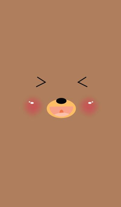 Cute bear theme v.2