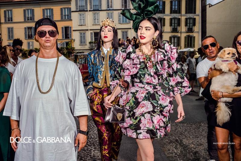 Dolce & Gabbana spring-summer 2019 campaign
