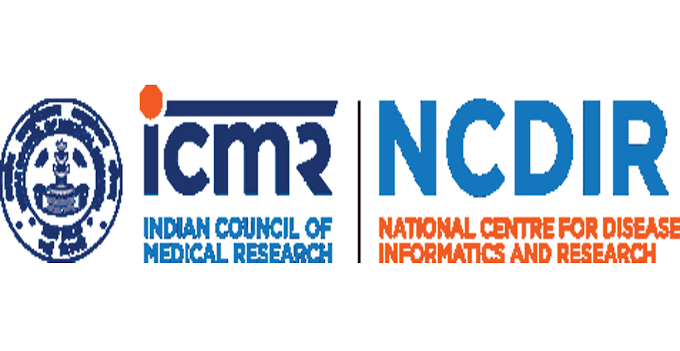 NCDIR Recruitment 2020 Project Scientist B, D, Computer Programmer, DEO, Project Assistant – 8 Posts www.ncdirindia.org Last Date 07-01-2021