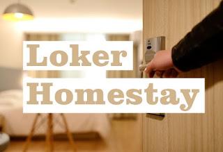 Loker Tenaga Serabutan : Mika Homestay