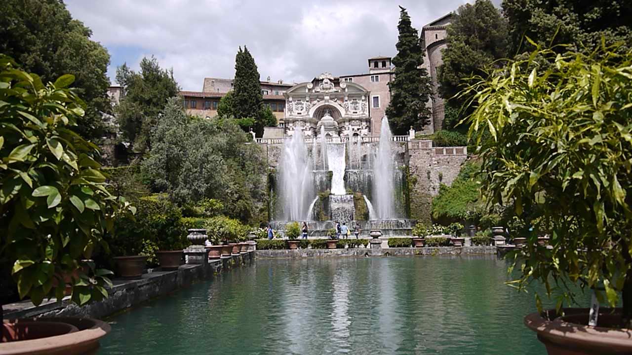 DR Ransdells Travel Blog Tivolis Villa dEste