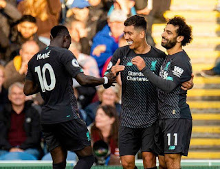 Match highlight From EPL games 31/08/2019