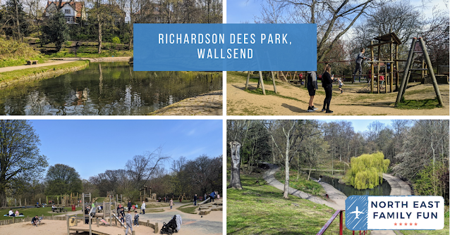 Richardson Dees Park, Wallsend