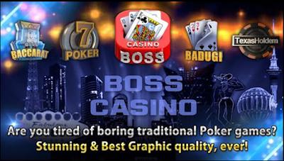 Aplikasi game casino di Indonesia
