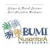 Belajar di Rumah Bersama Bumi Nusantara Montessori