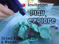 play dough, kids activity, science