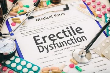 Erectile Dysfunction Tablet