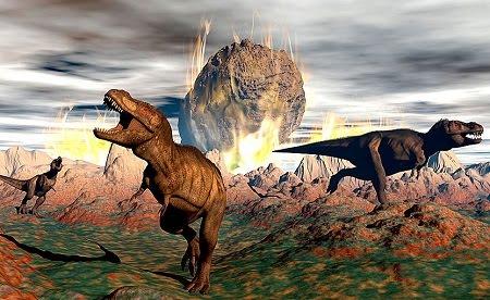 Resultado de imagen para Juntando el día que murieron los dinosaurios