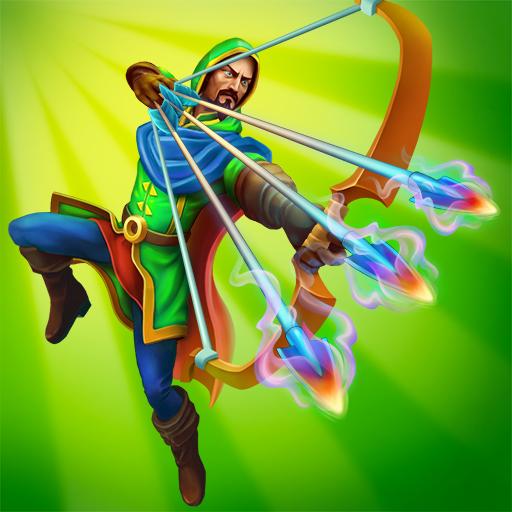 Hunter Master of Arrows v2.0.693 Apk Mod [Alto Dano]