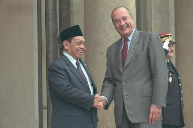 Biografi Abdurrahman Wahid: Masa jabatan ketiga dan menuju reformasi