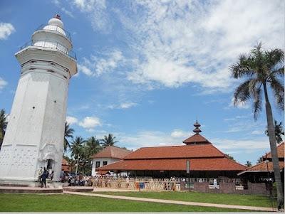 Peninggalan kerajaan Islam Banten
