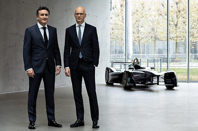 La Fórmula E estará vestida para el éxito con HUGO BOSS
