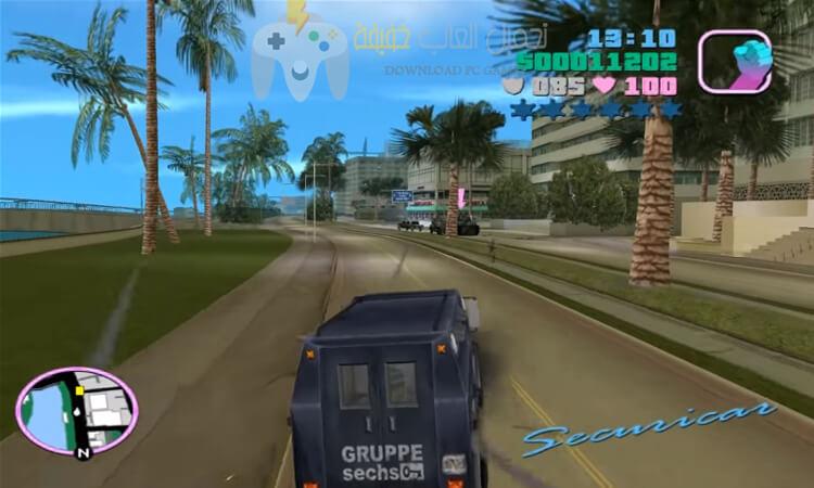 تحميل لعبة جاتا Download GTA 7 للكمبيوتر والاندرويد