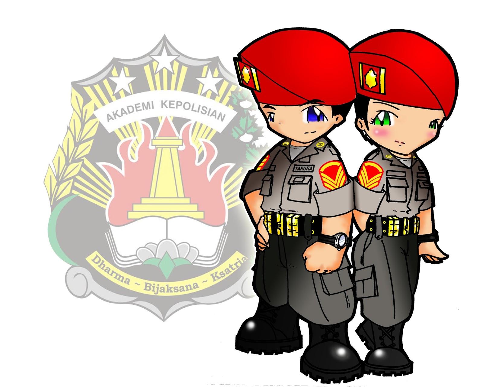 Jenjang Karir Dan Gaji Seorang Perwira Polisi INTERNET MARKETING