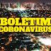 Maringá publica boletim desta sexta-feira (13) sobre casos de coronavírus