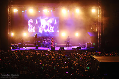 Sarsa - koncert - publiczność - fani