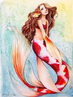 sherry parks mermaid
