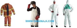 APD baju pelindung
