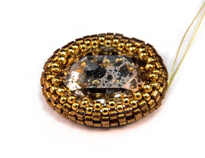 Патиновый кристалл
