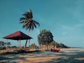 Pantai corong