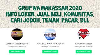 Grup WA Makassar