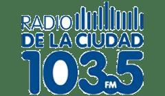 Radio de la Ciudad 103.5 FM