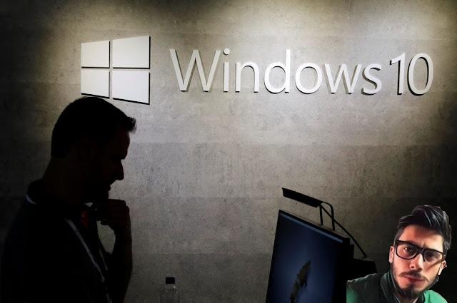 كيفية التقاط لقطة شاشة الكمبيوتر على  Windows 10 باستخدام مفتاح PrtScn