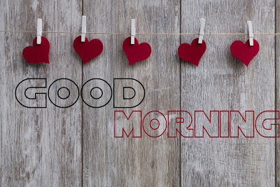 good morning images with love