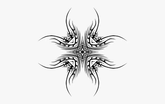 Simple Tribal Tattoos designs for girls and boys