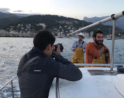 Excursión de Pescaturismo en Mallorca