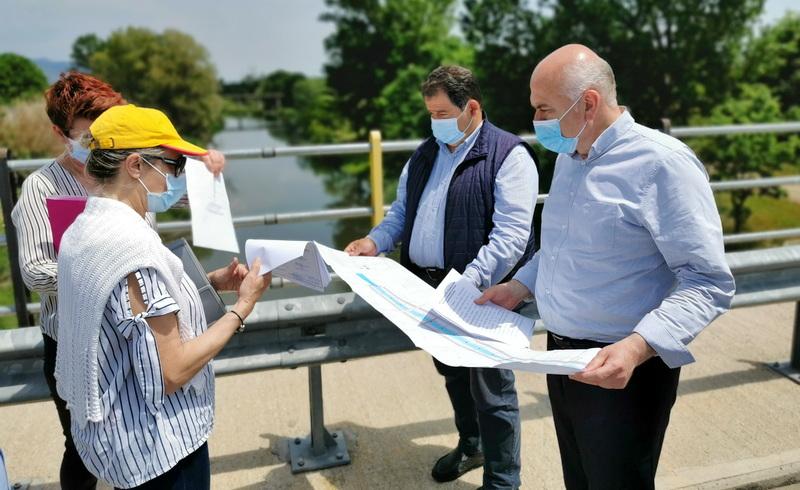 7,8 εκατ ευρώ από το ΕΣΠΑ της Περιφέρειας ΑΜ-Θ για αντιπλημμυρικά έργα στον ποταμό Κόσυνθο