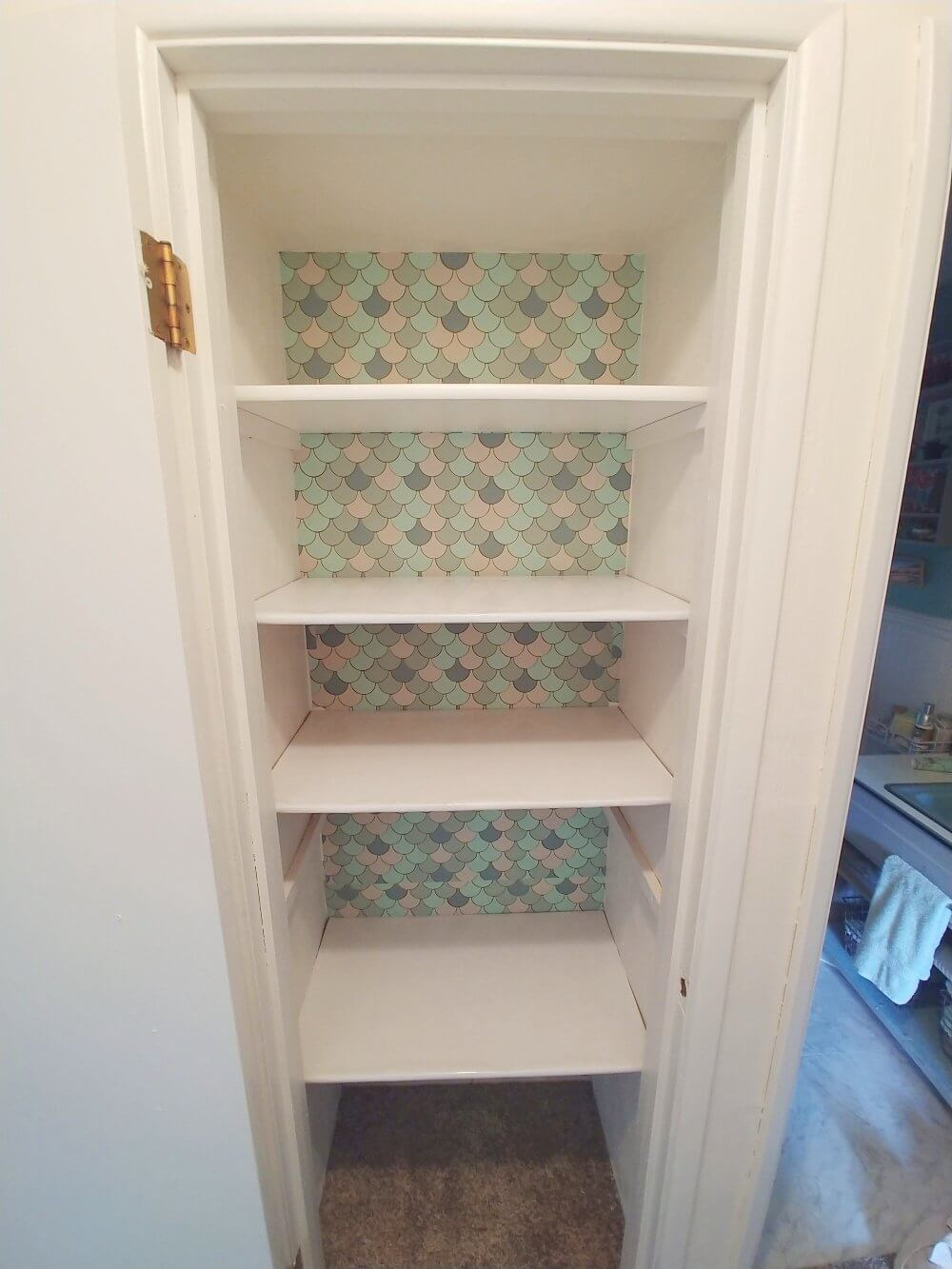 Linen Closet Makeover with DYMO