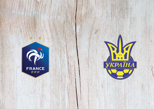 France vs Ukraine -Highlights 24 March 2021