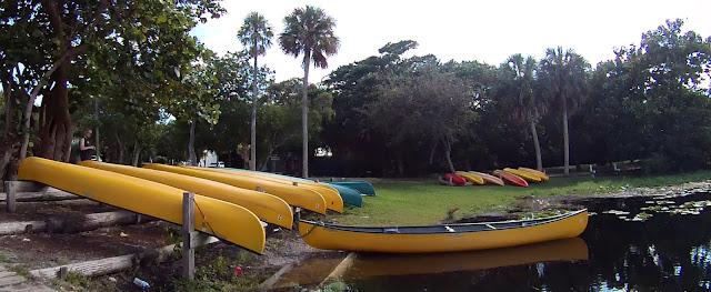 Hugh Taylor Birch State Park Florida USA