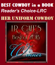 **Kade Dalton**Winner BEST COWBOY in a BOOK