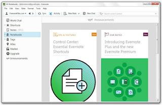 تحميل, برنامج, تسجيل, الملاحظات, ومشاركتها, Evernote, احدث, اصدار